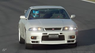 Gran Turismo Sport   Nissan Skyline GT-R (R33) @ Suzuka Circuit
