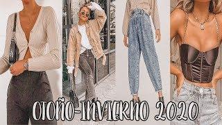 TENDENCIAS OTOÑO INVIERNO 2020-2021