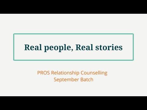 Relationshp Counselling Testimonials 2 - YouTube