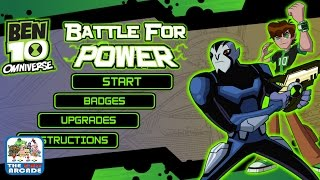 Ben 10 Omniverse: Battle For Power - Repair The Damaged Generators (Cartoon Network Games)