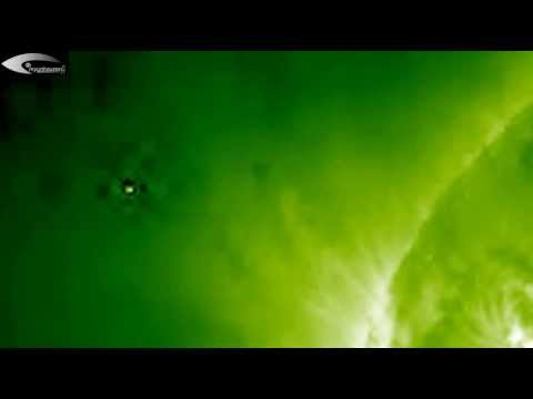 UFOs & Anomalies around the Sun – Monitoring activity for August 17, 2013