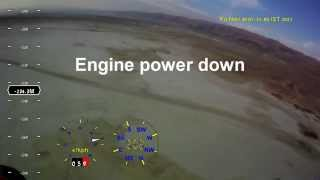 preview picture of video 'Paramotor Engine Failure (Short Version)'