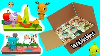 Surprise Box Full of MagicMeeMees Buzzing Interactive Toys That Move - Toy Review
