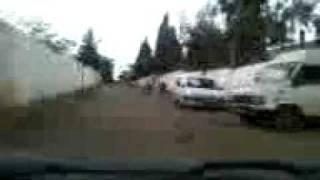preview picture of video 'Une route d'entrée à Bourkika, Algerie'