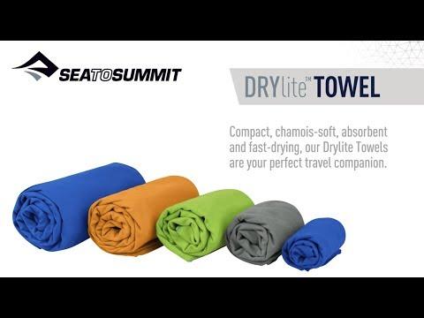 SEA TO SUMMIT ručník DRYLITE TOWEL 60x120