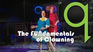 Morro and Jasp explain The FUNdamentals of Clowning!