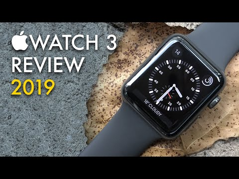 Apple Watch 3 Review in 2019