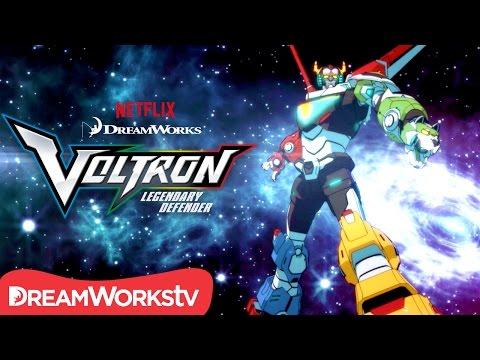 Voltron: Legendary Defender Season 1 (Clip 'One Unit, One Goal')