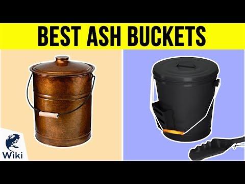 6 Best Ash Buckets 2019