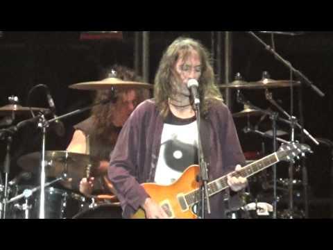 Extremoduro - Jesucristo García + Buscando una luna (Chile 2014)
