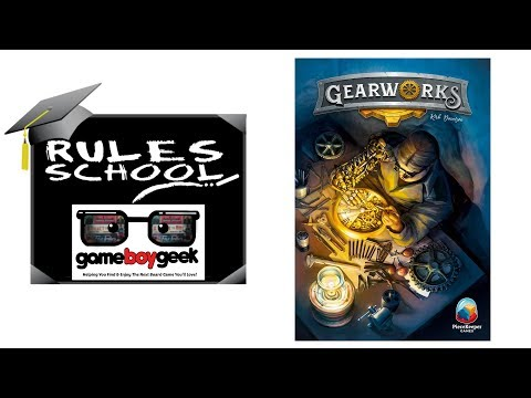 Learn How to Play Gearworks with the Game Boy Geek