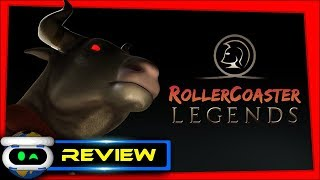 RollerCoaster Legends PSVR Review