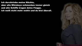 Lara Fabian   Je Suis Malade (Deutsche Übersetzung)
