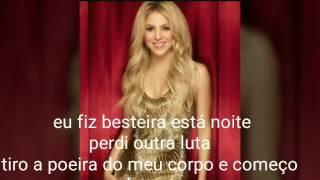 Gambar cover Shakira  try everything tradução