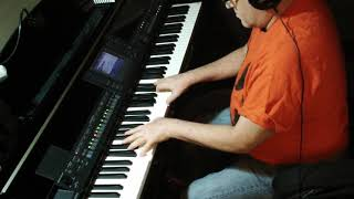 WHAT DO YOU WANT THE GIRL TO DO, Boz Scaggs, PIANO play along