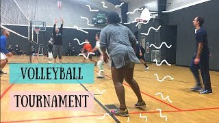 HOW TO PLAY IN A VOLLEYBALL GAME!⎮VOLLEYBALL HIGHLIGHTS