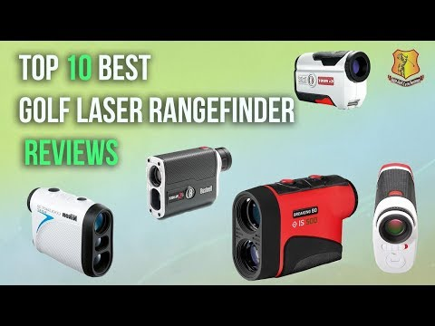 Top 10 Best Golf Laser Rangefinder Reviews 2018
