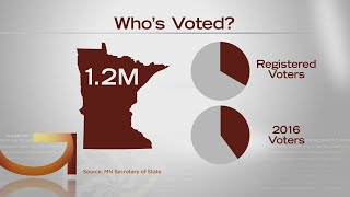 Good Question: Who Is Voting Early In Minnesota?