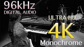 "Mayo Nakano Piano Trio ""Scabious"" Monochrome  4K UHD Video / 96kHz Audio"