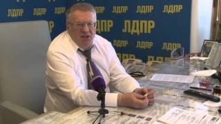 Владимир Жириновский о 4-х дневной Карабахской войне