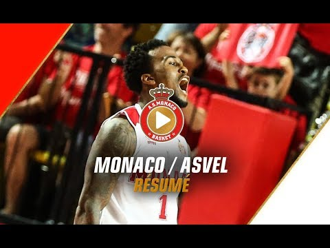 PLAYOFFS — Monaco 89 - 81 ASVEL — Finale, Épisode 4 — Highlights