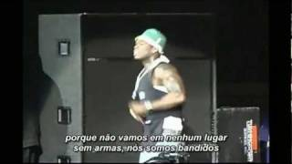 50 Cent - U Not Like Me e Wanksta Live (Legendado)