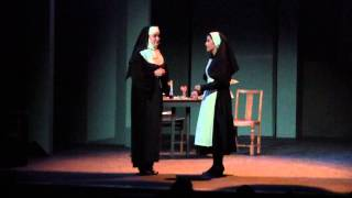 "Climb Ev'ry Mountain, Angela as Mother Abbess in ""Sound of Music"" - 11/12/14"