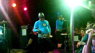The Aquabats-Tiger Rider vs The Time Sprinkler