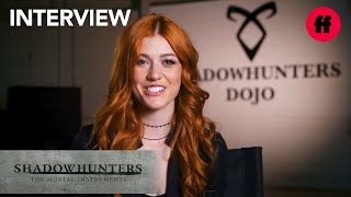 Shadowhunters - Halloween Interview: How To Dress Up As Clary