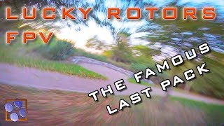 FPV German Drone Freestyle & Racing - Sunset Speed Pack - (Paderborn Germany 2018) Lucky Rotors
