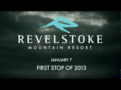 Revelstoke, Freeride World Tour 2013