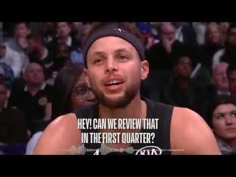 Best Wired Moments of the 2018 NBA All Star Game! LeBron, Steph, Kemba and More!