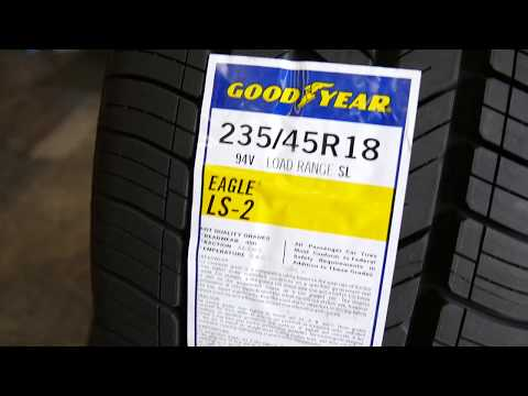 GOODYEAR EAGLE LS2 TIRE REVIEW (SHOULD I BUY THEM?)