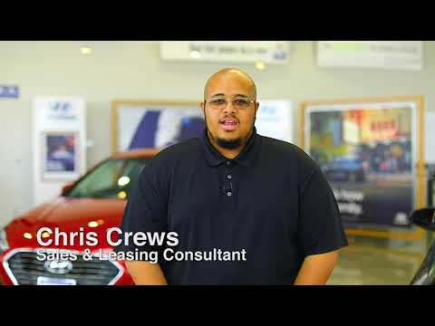 Sales & Leasing Consultant Chris Crews