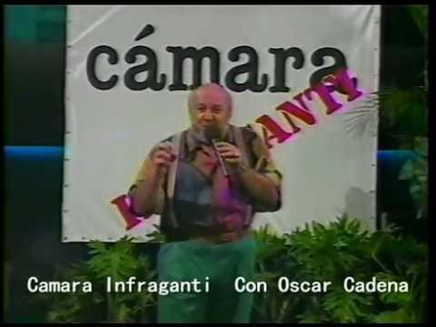 Cámara Infraganti con Oscar Cadena, Grabado en #Cajeme en los 90's