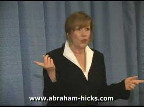 Abraham: The LAW OF ATTRACTION – Part 3 of 5 – Esther & Jerry Hicks