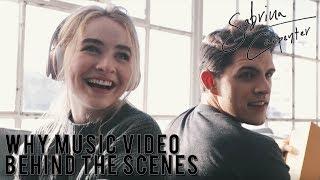 Sabrina Carpenter   Why Music Video   Behind The Scenes