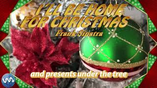 I´ll be home for christmas - Frank Sinatra