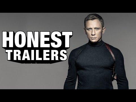 Honest Trailers - Spectre