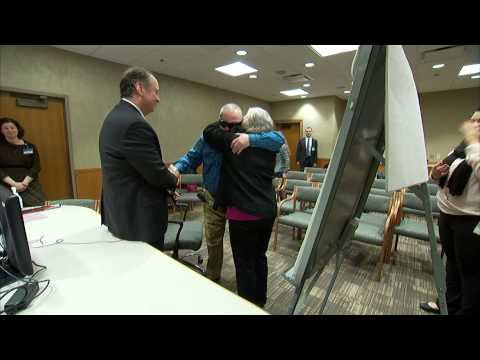 Mayo Clinic patient's first impressions with bionic eye