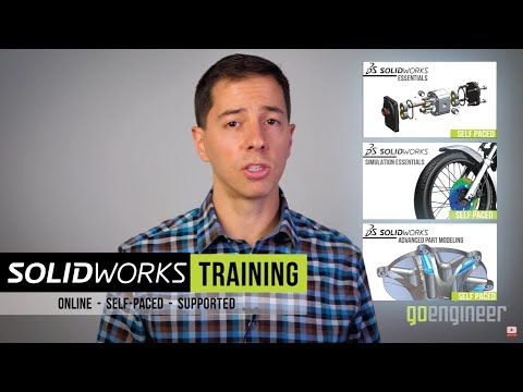 SOLIDWORKS Training - Supported Self-Paced Training - YouTube