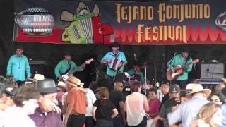2015 Tejano Conjunto Festival Los D Boys