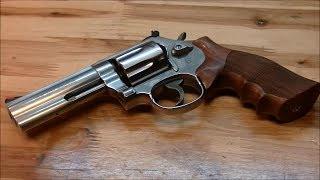 Револьвер Смит Вессон 686 Плюс: детальный обзор