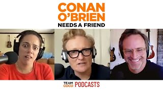 "A Fan Binged 11 Episodes Of Conan's Podcast In One Day - ""Conan O'Brien Needs A Friend"""