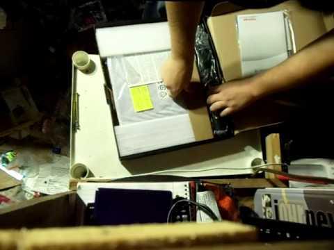 unboxing toshiba satellite radius 14 E45W-C4200X