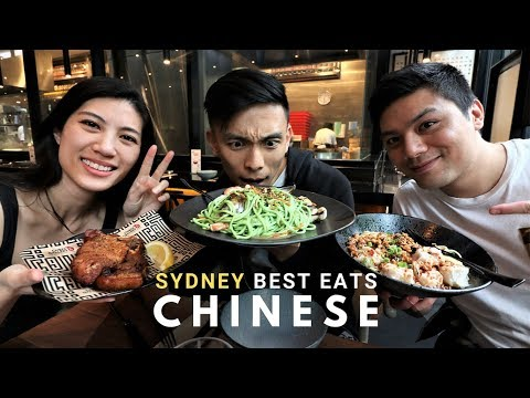Best Chinese Food in Sydney Australia
