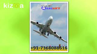 Best and Fast Air Ambulance Service in Varanasi