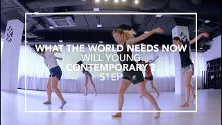 What The World Needs Now (Will Young) | Step Choreography (Level 2)
