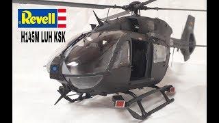 Full Video Build REVELL H145M (luh ksk)