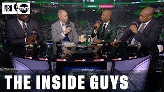 Giannis, James Harden And Paul George Named #KiaMVP Finalists   NBA On TNT